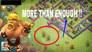 Strangest Player In Clash Of Clans||Got More Than Enough Fortune Obstacles||