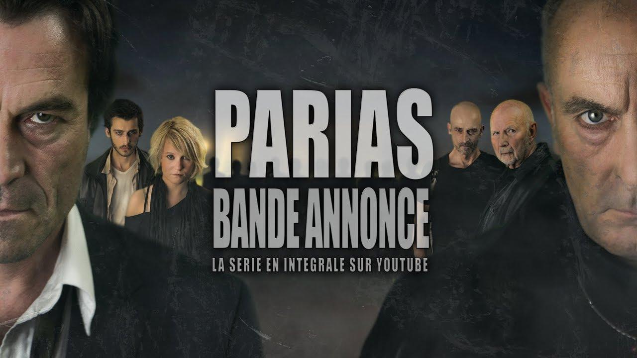 PARIAS - BANDE ANNONCE Minisérie (6x52min)