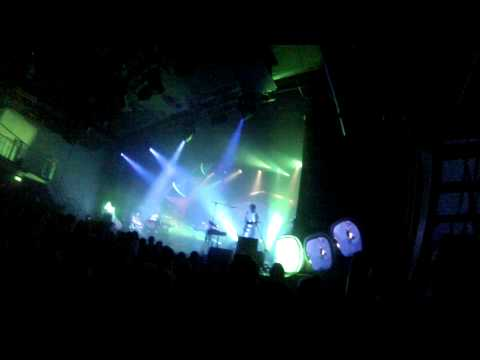 Animal Collective Live Amsterdam, 1st Person 2nd Part