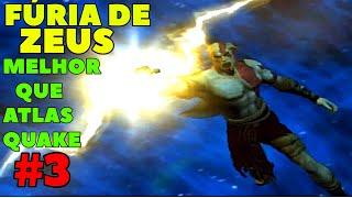GOD OF WAR 1 SPEEDRUN + 100% no very hard - #3: o poder de zeus