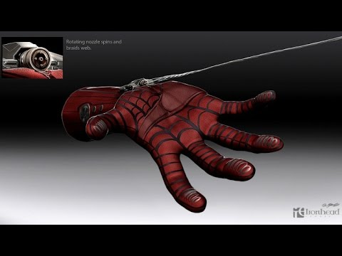 how to make web shooters that work