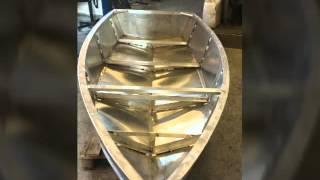 Aluboot алюминиевая лодка своими руками(Teil 1., 2015-05-18T16:19:07.000Z)