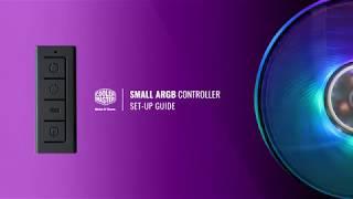 Mini Wired Addressable ARGB Controller