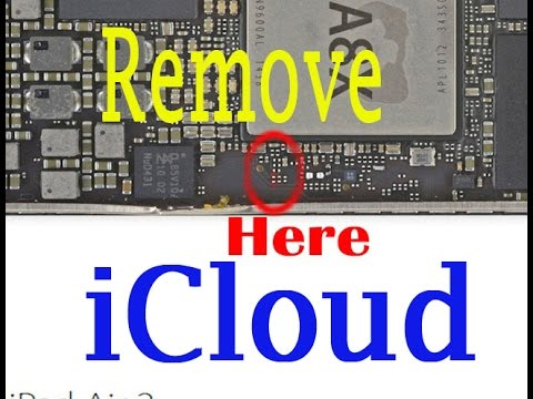 Update Bypass Icloud Ipad Air 2 Full Detail And