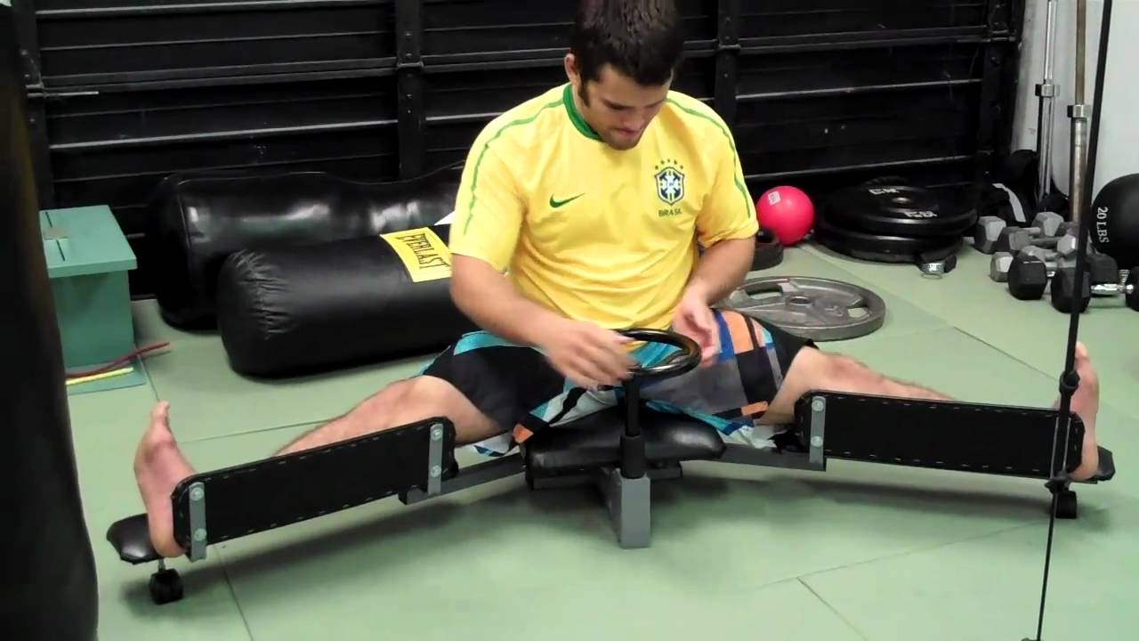 splits machine