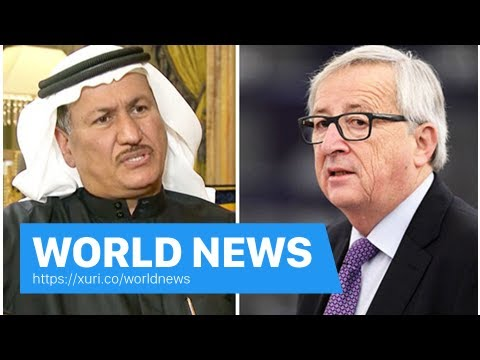 World News - Brexit is a great opportunity! Arabian property Tycoon DESTROYS fear project in televi