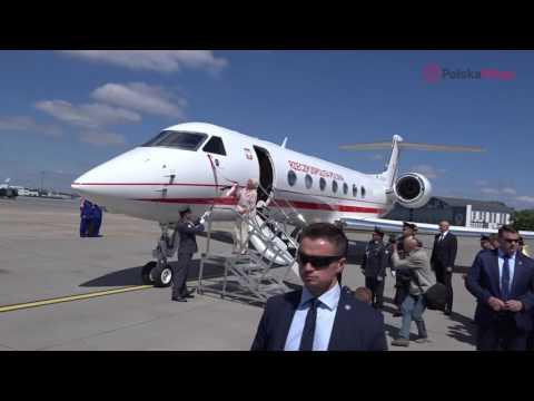 Nowy rządowy samolot Gulfstream G-550
