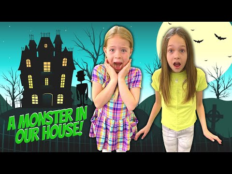 There's MONSTERS in our House !!!