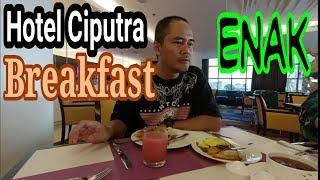 REVIEW: Breakfast Gallery Restaurant Hotel Ciputra