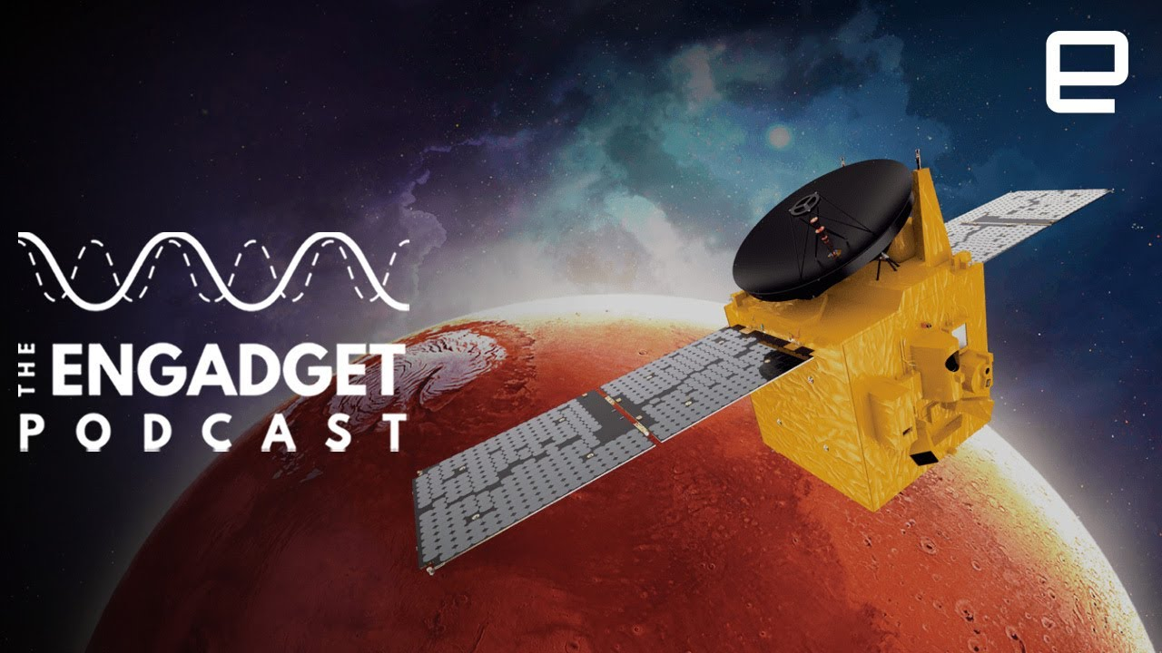 Mars missions and Facebook's new spin on politics | Engadget Podcast Live