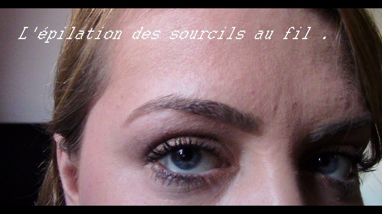 epilation sourcil au fil paris 8