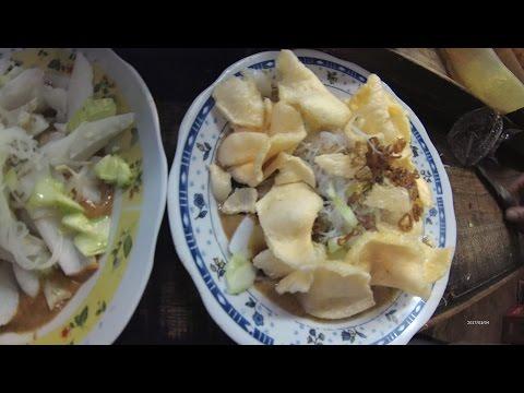 Jakarta Street Food 1141 Part.1 Tegal Ketoprak Ketoprak Tegal Bahari OrTeGa Orang Tegal Asli 6024