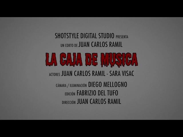 Trailer - La Caja de Musica.
