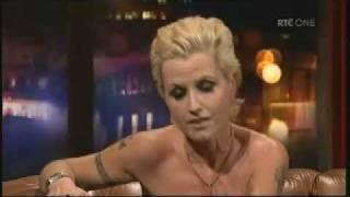 Repeat youtube video Dolores O'Riordan interview RTE 2009