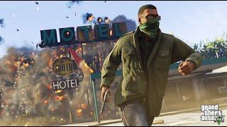 Проходим игру Grand Theft Auto V ПРОХОЖДЕНИЕ
