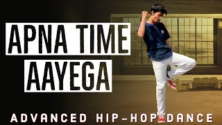 Gully Boy : Apna Time Aayega Dance Choreography By Himanshu Vasva | Ranveer & Alia | DIVINE