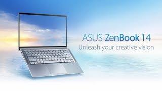 ASUS ZenBook 14 UX431 – Immersive, elegant and powerful | ASUS