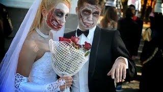 Свадьба в стиле зомби | Говорить Україна