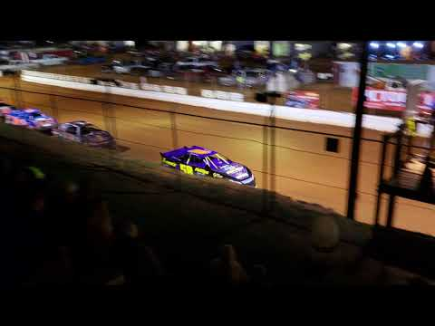 4cyl main At Laurens Speedway 4/28/18