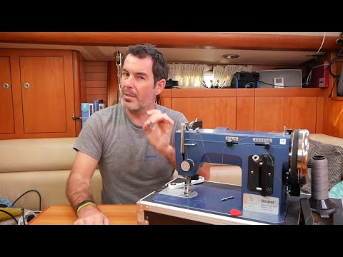 Should You Buy A Sailrite Sewing Machine? Ep.42