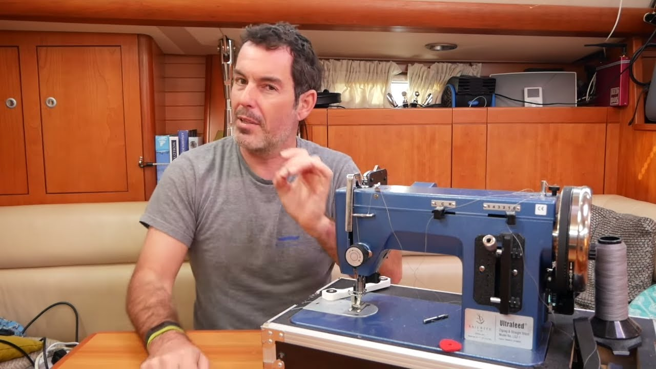 Should you buy a Sailrite Sewing Machine? Ep 42