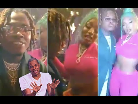 Gunna Gets Nervous Around Meg Thee Stallion + Omarion Smashes Kash Doll + Future&39;s Uncle Claims Futu