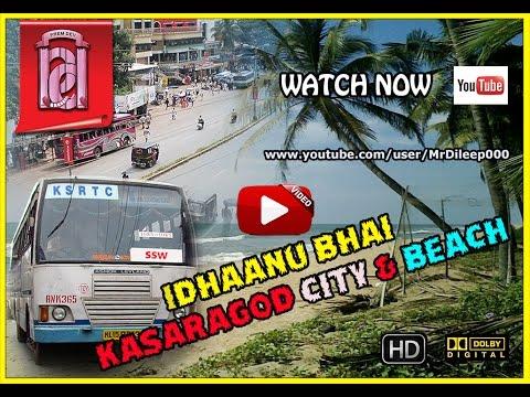 Kasaragod city & beach Tourism