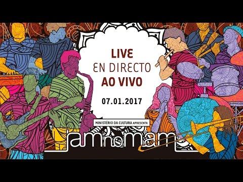 JAM no MAM - Live / ao vivo - 07/01/2017