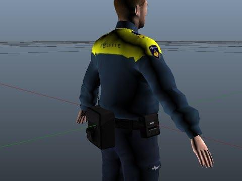 Gta 4 Dutch Police Traffic Cop Youtube
