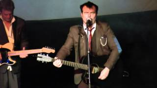Jack Lukeman Motorcycle Emptyness Manic Street Preachers Cover live 2013