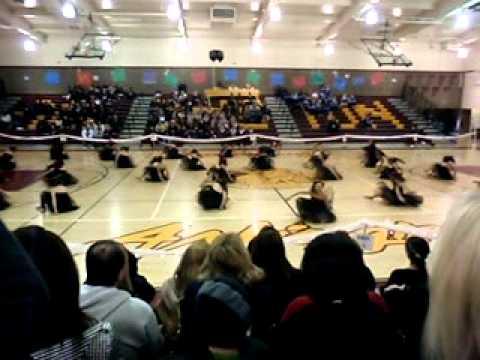 Frank Augustus Miller Middle School Dance Team