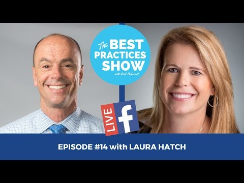 Episode #14 - One Word That Kills Every New Patient Phone Call with Laura Hatch