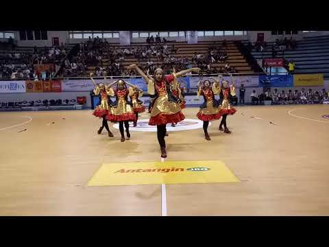 The Girl's Company SMPN 39 Surabaya TIM A JRBL Dance Competition 2017