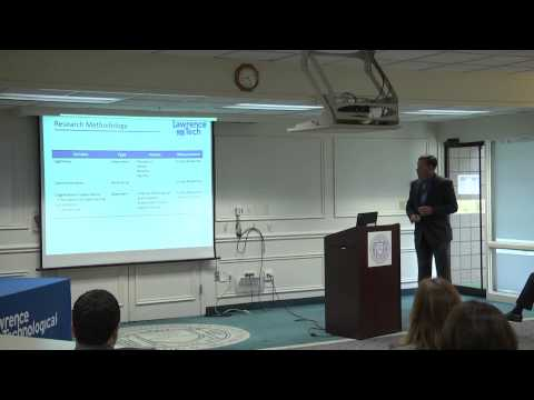 Doctor Of Business Administration Summer 2014 Dissertation Defense Presentations