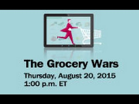 Live Session - Phil Lempert: The Grocery Wars