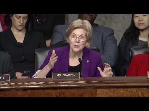 Senator Warren at Aging Committee Hearing on Drug Prices