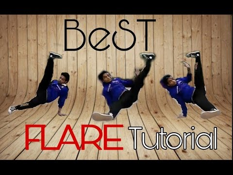 How to Flare in Hindi / English | bboy Tutorial | Different Way of Learning Flare