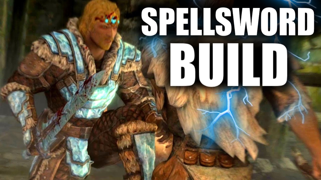 Download Skyrim SE Builds - The Spellsword - Warrior Mage Build