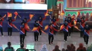 semaphore dance al basyariyah (garbera sauyunan)