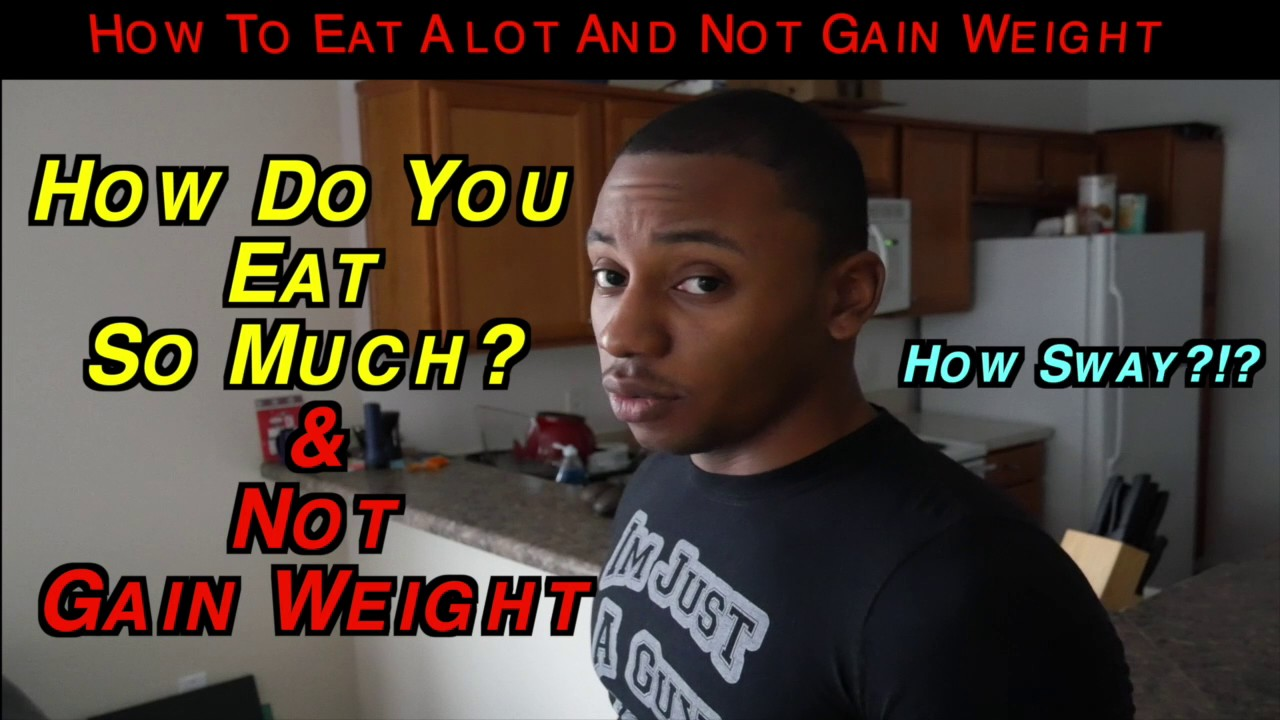how to eat vegetarian and not gain weight