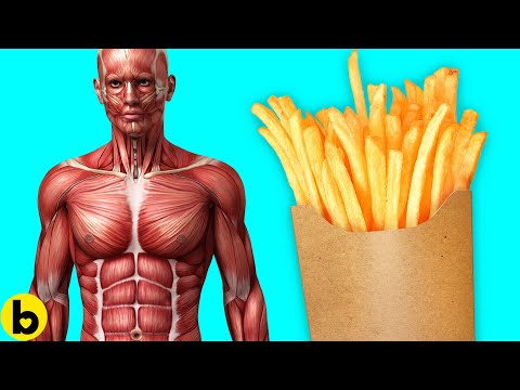 What Eating French Fries Everyday Will Do To Your Body