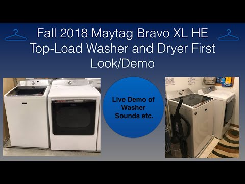 How to get codes from a Maytag Bravo X washer | FunnyCat TV