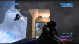 Faint15 First and Final Halo 2 Montage