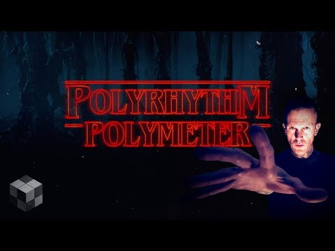 Polyrhythm vs. Polymeter (feat. Stranger Things soundtrack inspired examples)