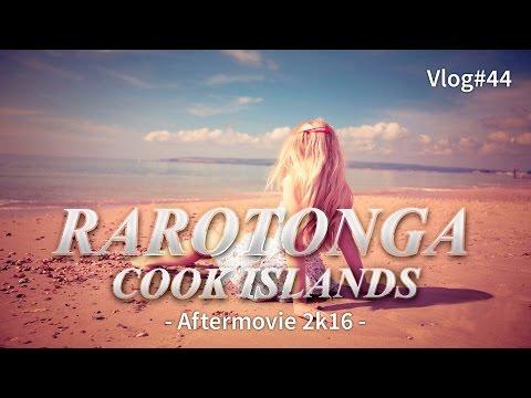 RAROTONGA - COOK ISLANDS AFTERMOVIE (Kidswaste - More Colors) Vlog #44