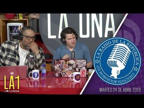 #LA1 - ¿Qué pasó en el 1er Debate Preseidencial? - La Radio de la República - @ChumelTorrres