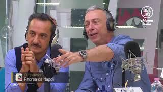 LIBERATO SU RADIO DEEJAY
