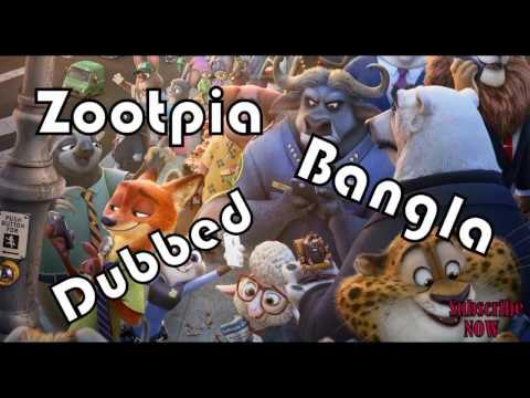 Zootopia Funny Dubbing