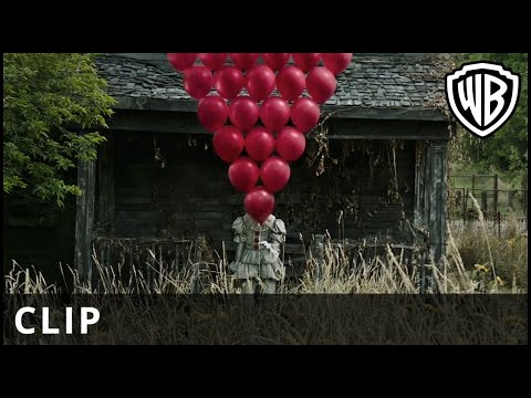 IT - MTV Movie Awards Clip - Alone Shoe - Warner Bros. UK