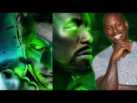 Tyrese Gibson Teases GREEN LANTERN Casting - AMC Movie News
